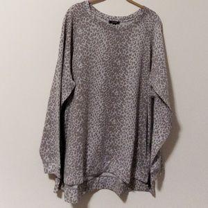 STELLA & DOT new grey sweatshirt